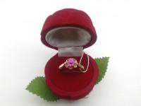 Кольцо с камнем Золото 585 (14K) вес 3.30 г