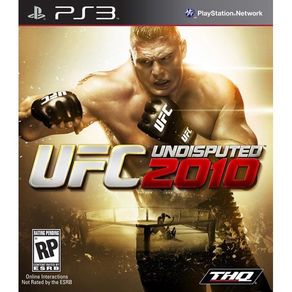 Диск PS3 UFC 2010 Undisputed