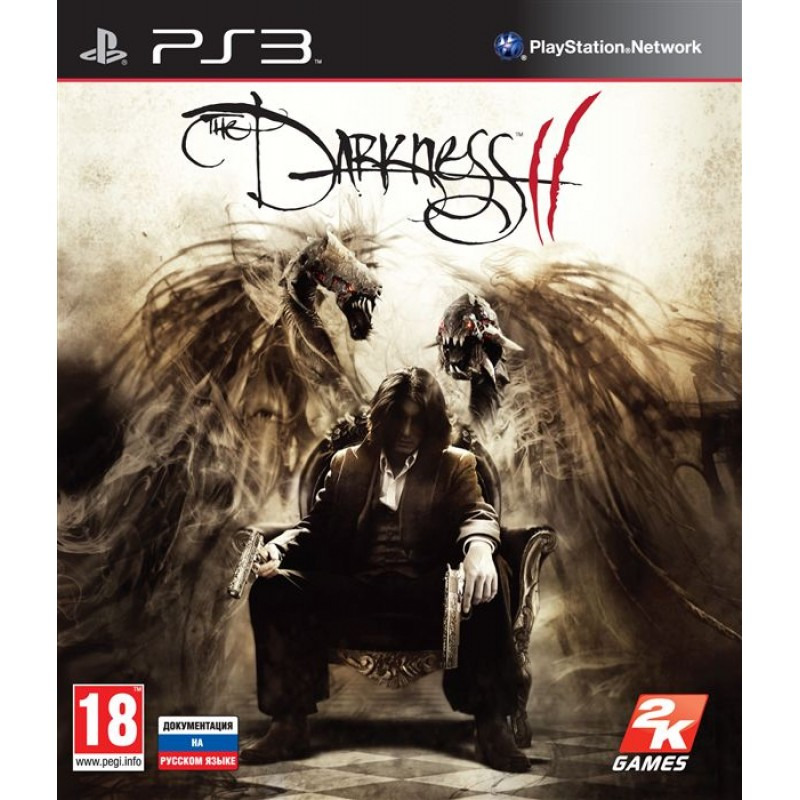 Диск для PS3 The Darkness II
