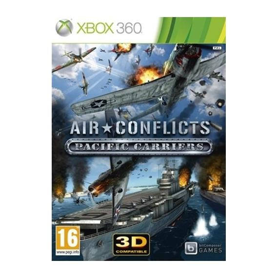 Диск xbox 360 air conflict