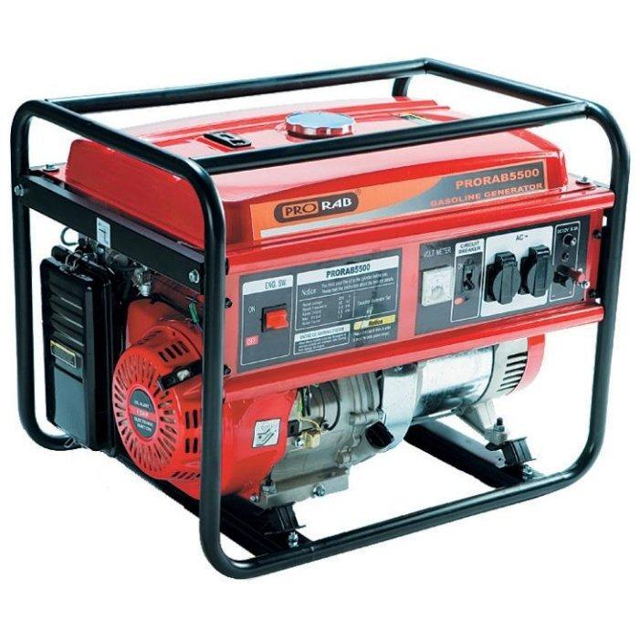 Бензиновый генератор PRORAB PRORAB 5500 (5000 Вт)