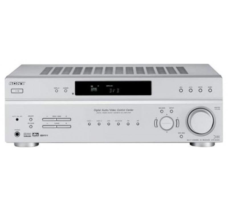 AV-ресивер Sony STR-DE400
