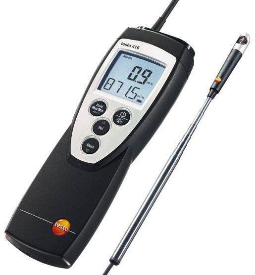 Канальный измеритель комбинированный Testo 416