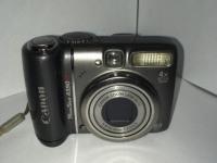 Ф/т Canon PowerShot А590 IS, б/у, п/ц