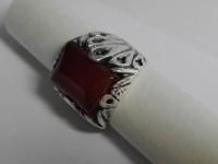 Кольцо с/к Серебро 925 вес 10.89 г