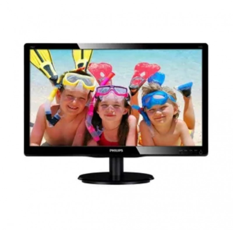 Монитор Philips 196V4LSB2