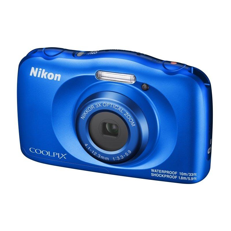 Цифровой фотоаппарат Nikon Coolpix S33