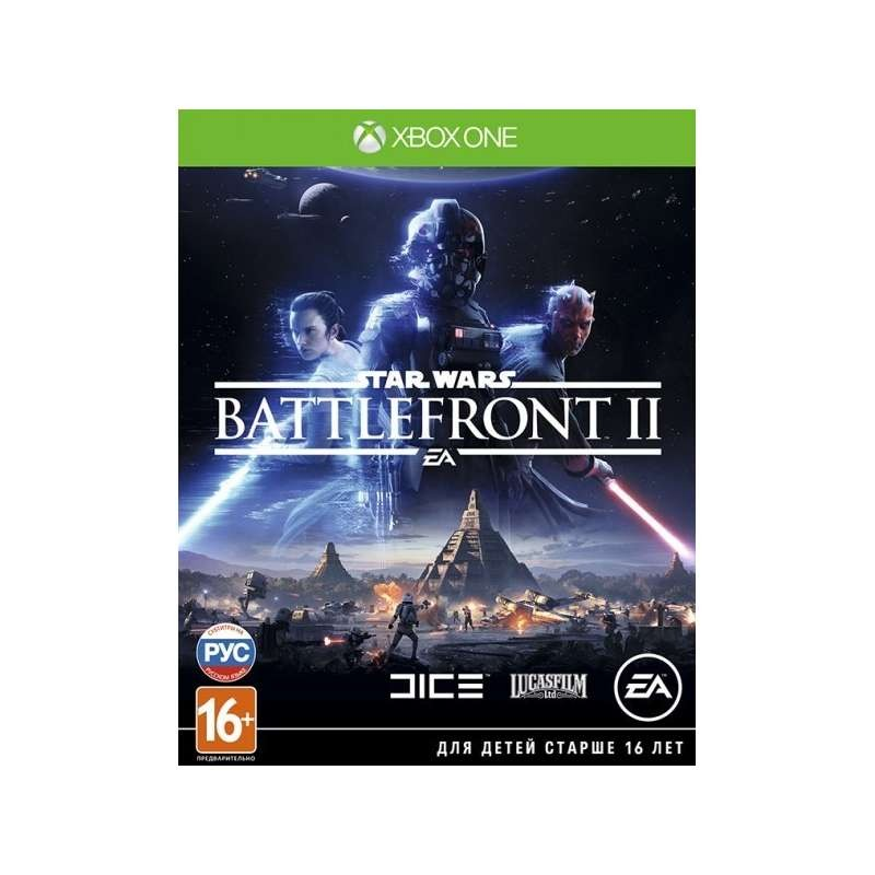 Игровой диск Xbox one BATTLEFRONT 2