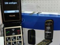 Мобильный телефон telme f210