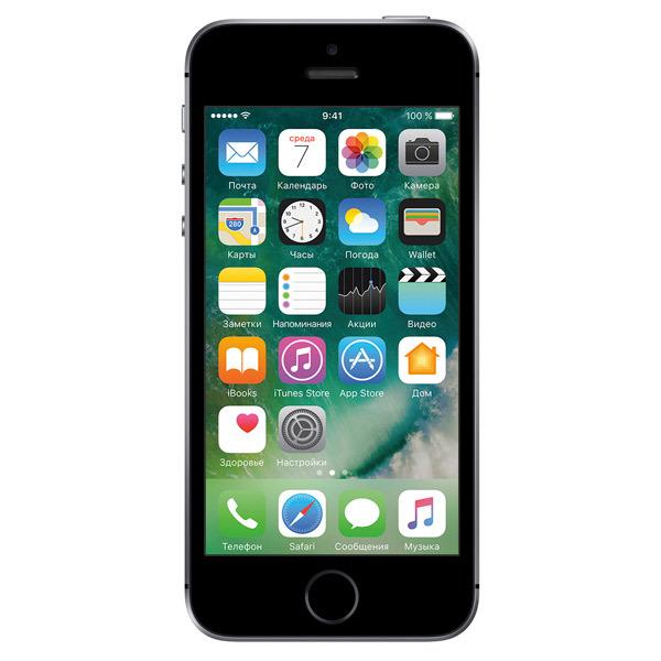 Мобильный телефон Apple iPhone SE 32GB Space Gray