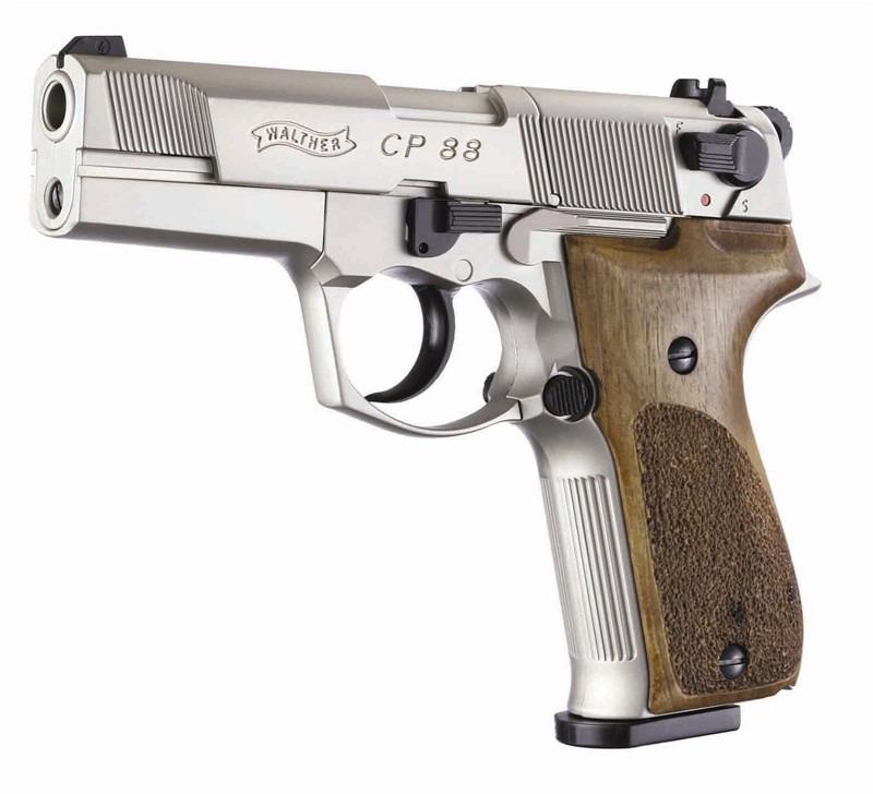 Пневматический пистолет Umarex Walther CP88R