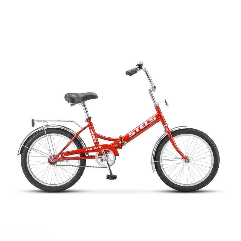 Городской велосипед STELS Pilot 410 20 (2017)