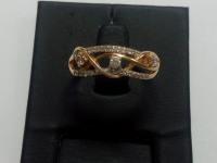 Кольцо Золото 585 (14K) вес 1.84 г