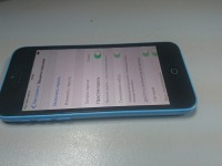 IPhone 5C Blue 16GB