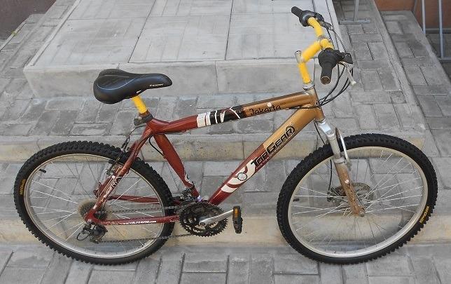 Велосипед Top Gear Jakarta 210