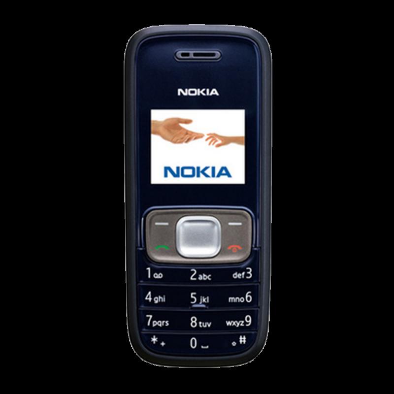 Телефон nokia 1209