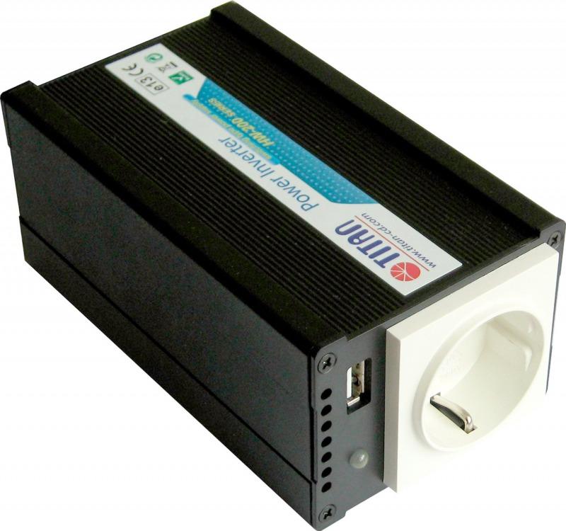 Преобразователь Titan Power 200W