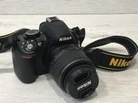 Фотоапарат Nikon D3100 18-55