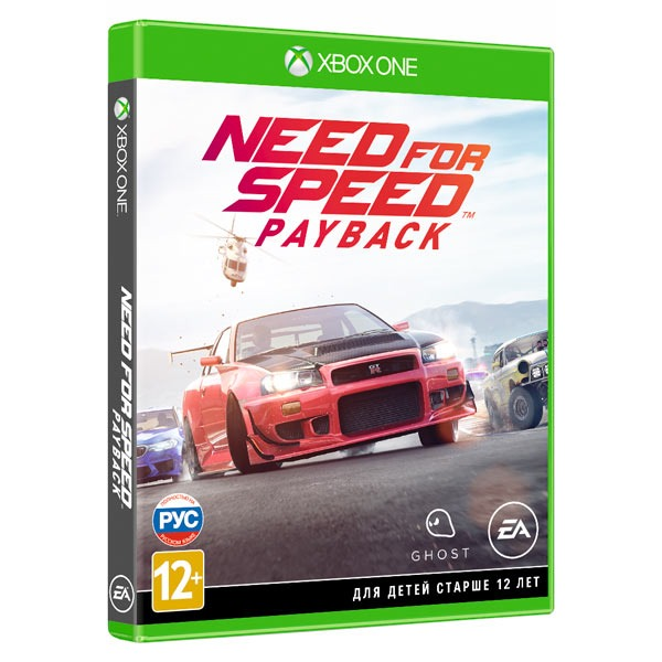 Диск Xbox One EA Need For Speed Payback