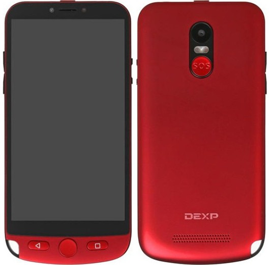 Мобильный телефон DEXP Senio
