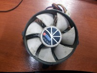 Кулер на процессор titan