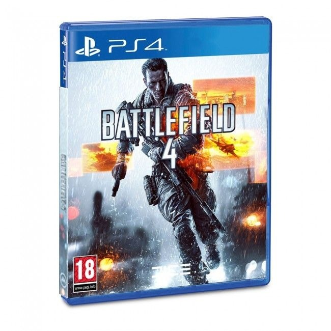 Диск PS4 Battlefield 4