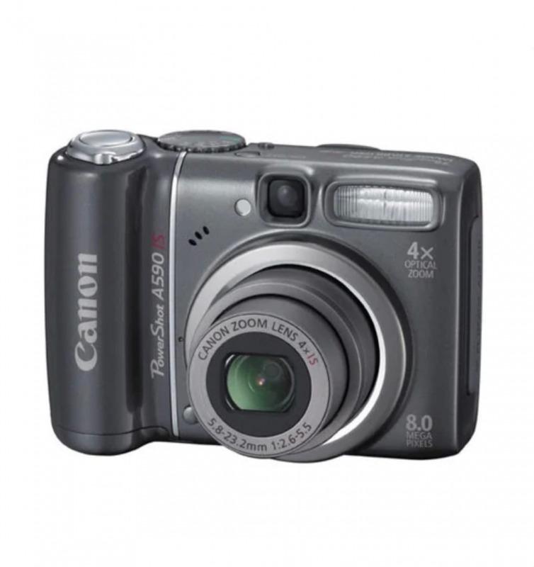 Фотоаппарат Canon РowerShot A590