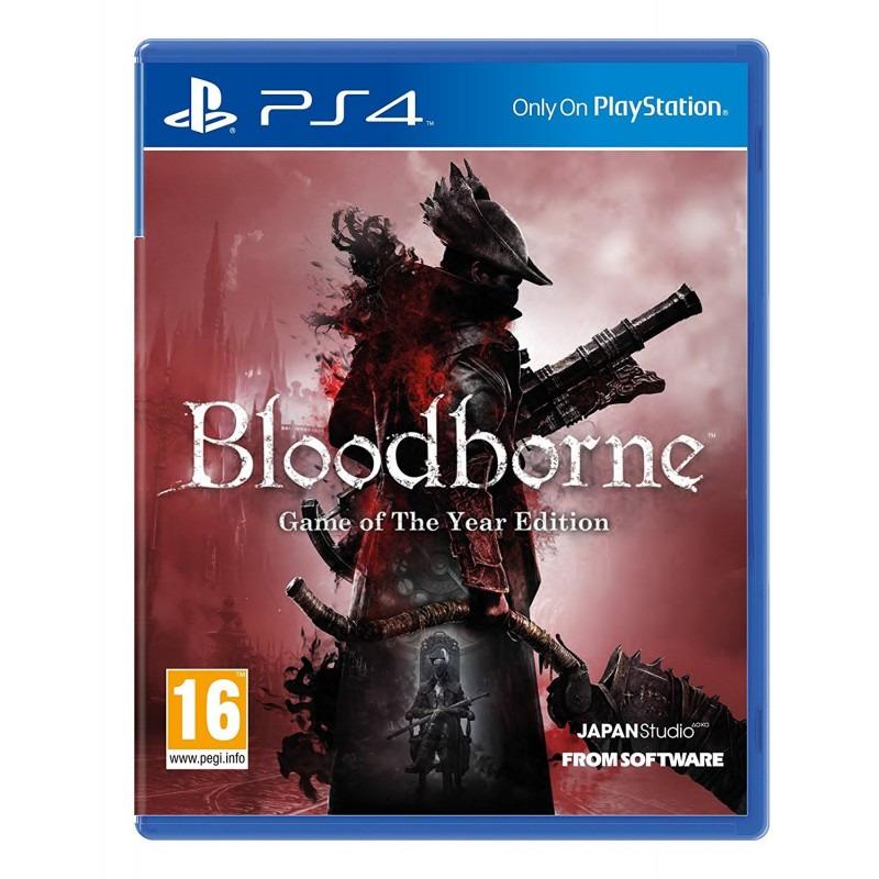 Диск для PS4 Bloodborne