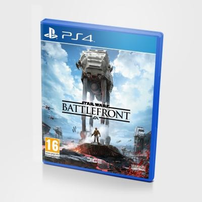 Диск PS4 Battlefront