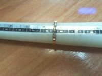 Кольцо с бриллиантами Золото 585 (14K) вес 1.74 г