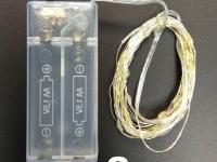 Гирлянда LED Огонек LD-151 цветная