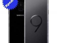 Мобильный телефон Samsung Galaxy S9 64Gb Черный бриллиант