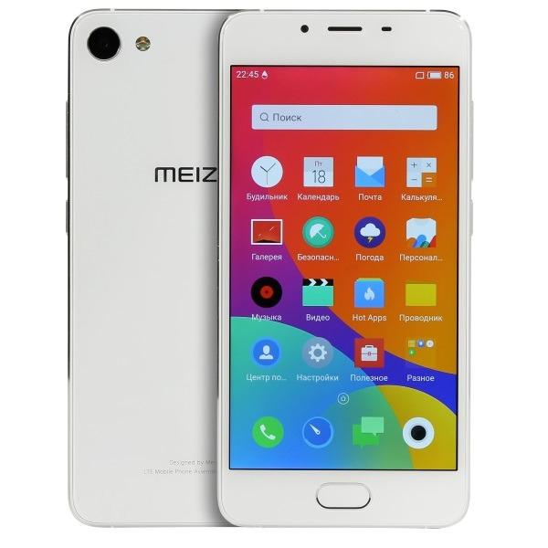 Смартфон Meizu U10 (U680H)