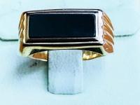 Печатка Золото 585 (14K) вес 4.60 г