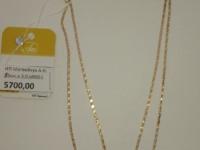 Цепь Золото 585 (14K) вес 3.00 г