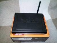 Роутер D-link Wireless G ADSL 2