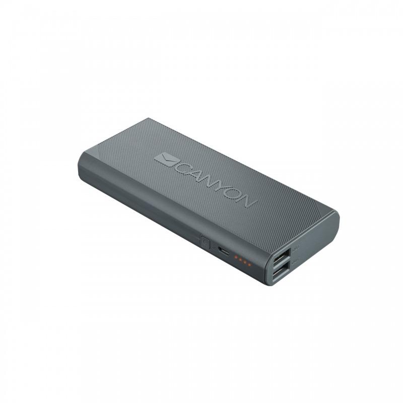 Powerbank аккумулятор Canyon CNE-CPBF130