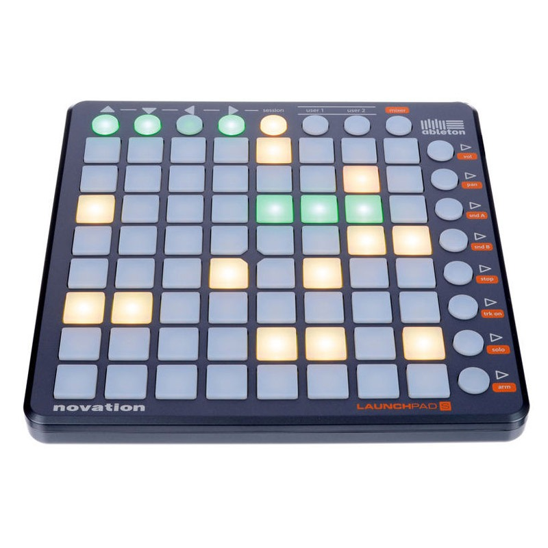 Миди контроллер Novation LAUNCHPAD S
