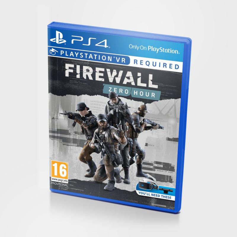 Диск для PS4 Firewail Zero Hour
