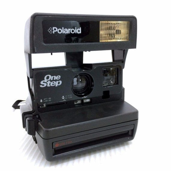 Фотоаппарат Polaroid one step camera