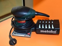 Плоскошлифовальная машина metabo FSR 200 Intec