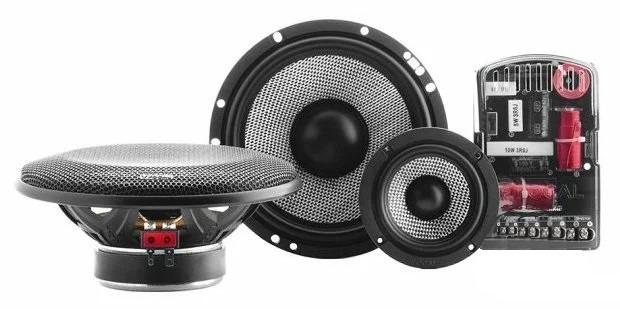 Автомобильный комплект акустики Focal Access 165 AS3