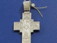 Крест  Серебро 925 вес 10.32 г