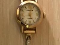 Часы Мак Тайм с браслетом  Золото 585 (14K) вес 11.15 г