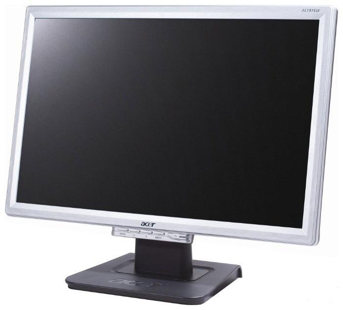 Монитор Acer AL1916W 19