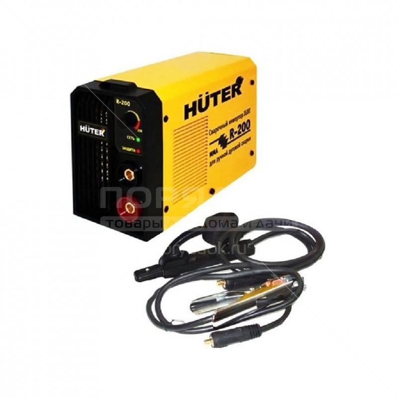 Сварочный аппарат Huter R200