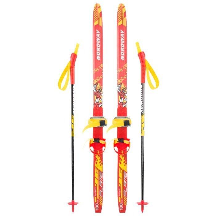 Детские лыжи Nordway Flame Soft 100см