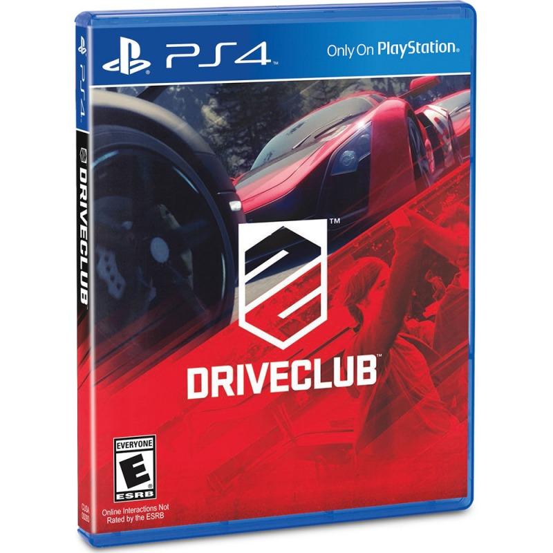 Игра PS 4 DriveClub