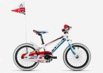 Детский велосипед Cube Race Kid 160