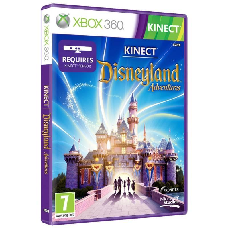 Disneyland Adventures (для Kinect) (Xbox 360)